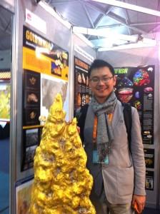34th IGC, Yingchao (Leo) Liu