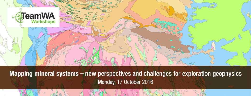 Mapping mineral systems – new perspectives and challenges for exploration geophysics