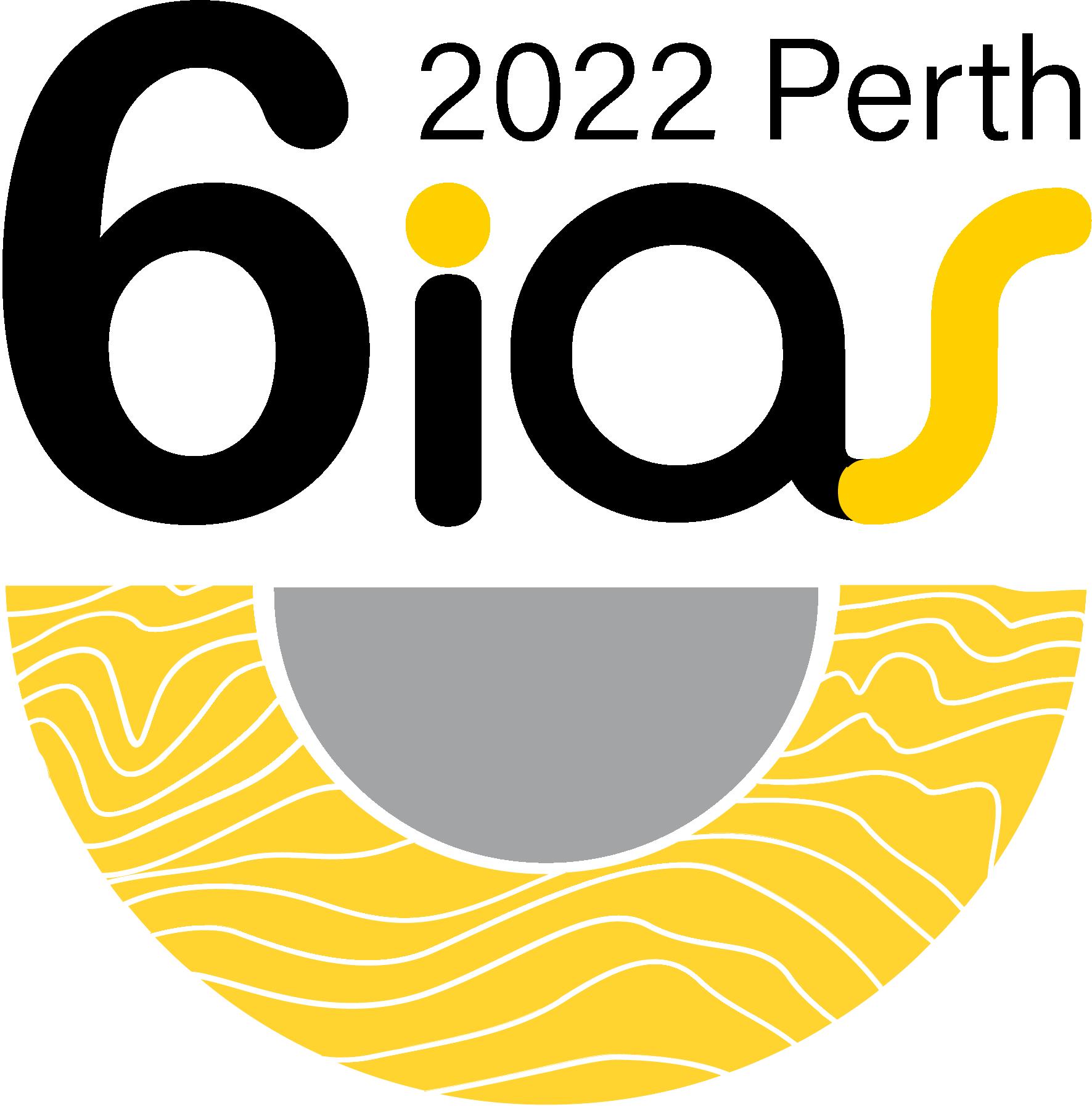 2020 Perth 6iAS logo