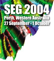 The Society of Economic Geologists (SEG) Conference 2004