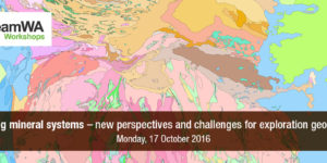 TeamWA workshop: Mapping mineral systems – new perspectives and challenges for exploration geophysics